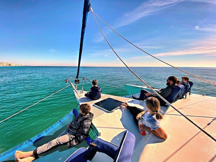 Destin Sailing