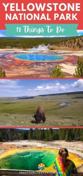 There are so many amazing things to do in Yellowstone National Park! Our post will help you plan the ultimate road trip to Yellowstone. This is a vacation that everyone in the family will remember. Check out our post for best hikes, best hot spring, and best place to watch the sunset in Yellowstone. This is a great trip to take with kids and there are so many great photography opportunities!