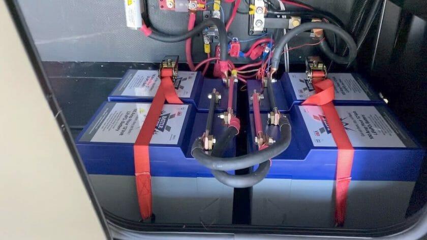 RV Solar Batteries