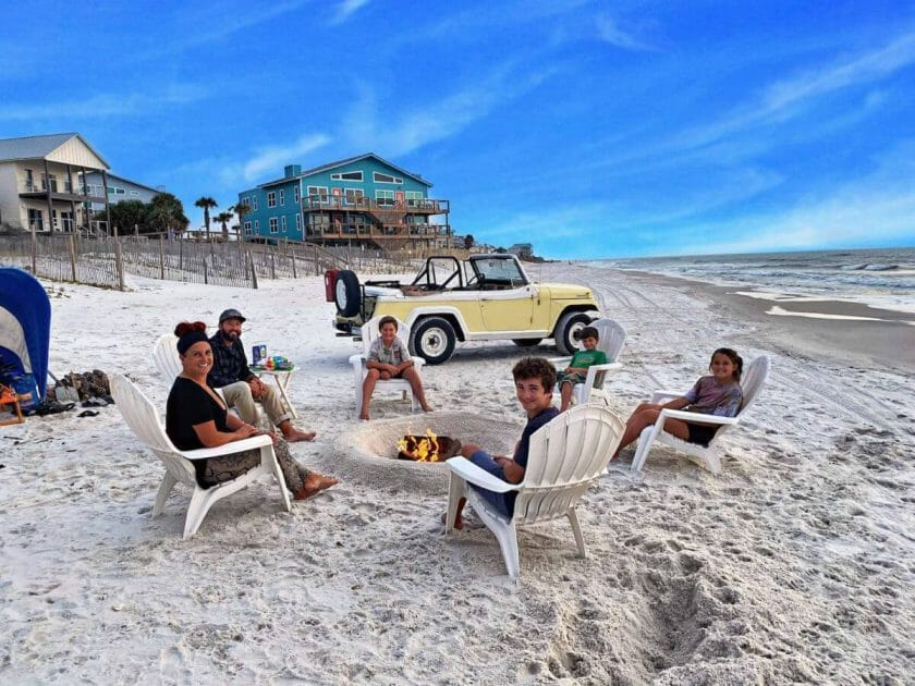 Bonfire On The Beach A Top pick for things to do in Port St. Joe, Florida.