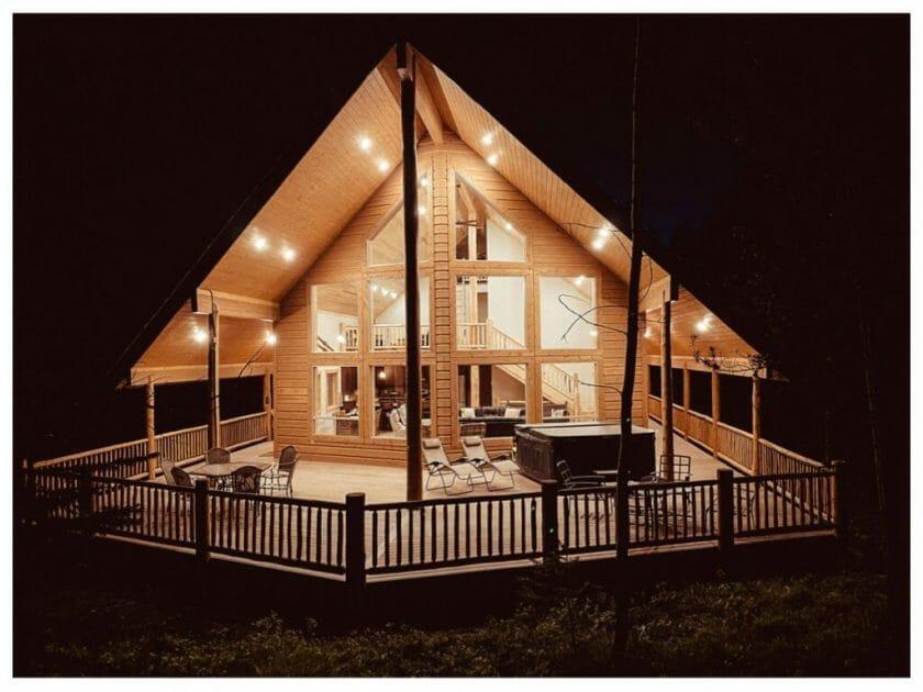 Island Park Cabin
