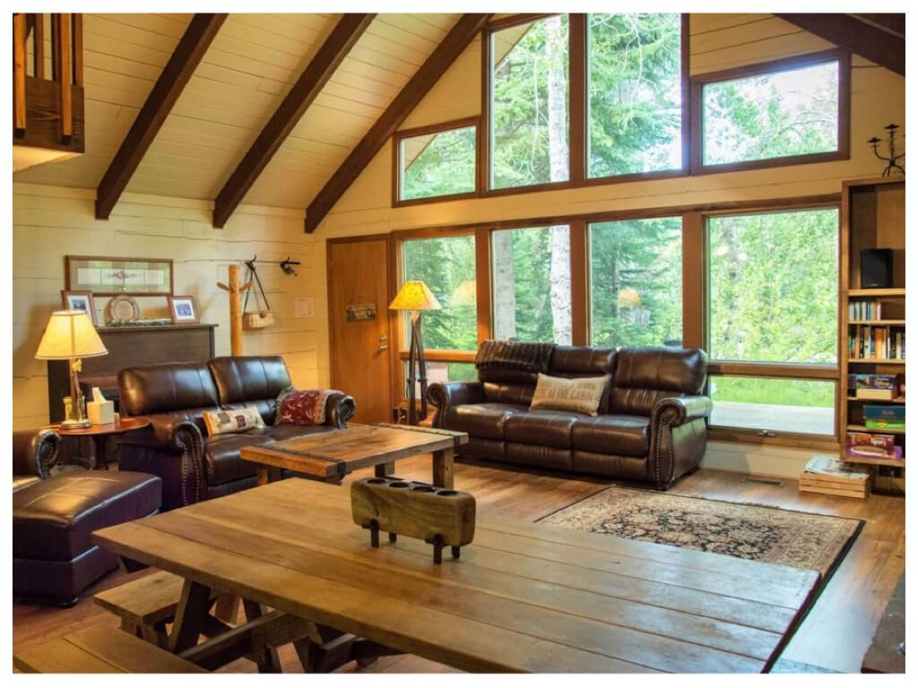 Uppa Creek Cabin