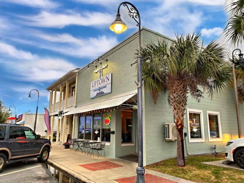 Uptown Raw Bar and Grill in Port St Joe