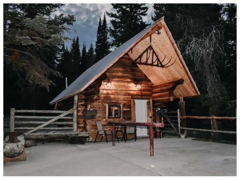 West Yellowstone Cabin