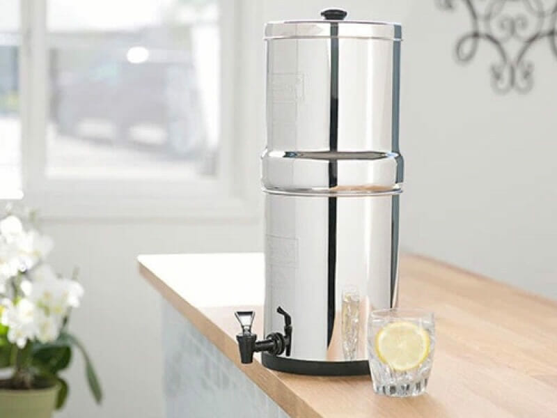 Berkey Water Filter System