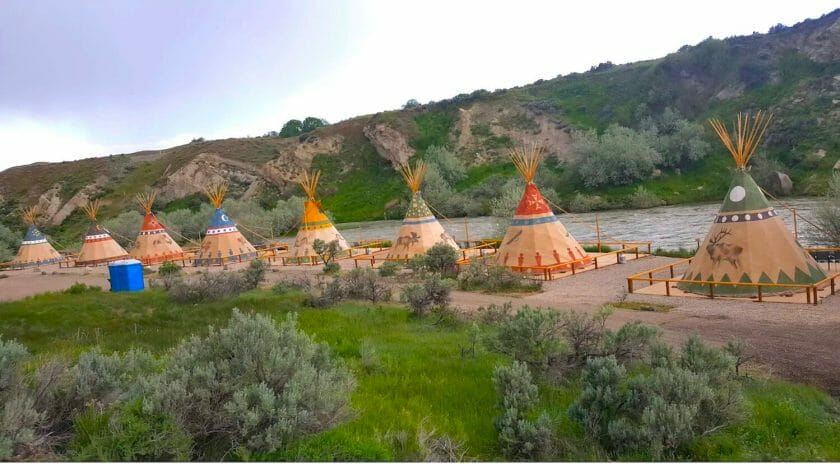 Airbnb Yellowstone