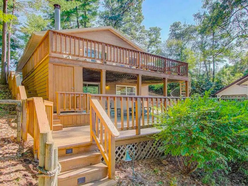 Lake home - Airbnb Wisconsin Dells