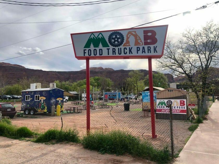 Moab Food Truck