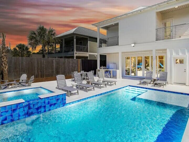 This is a photo of The Front Row an awesome VRBO Destin Florida
