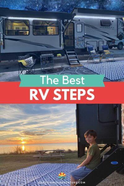 MORryde StepAbove RV Steps