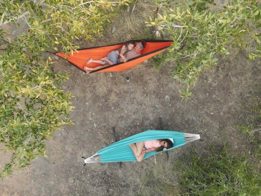Portable Hammock Stands