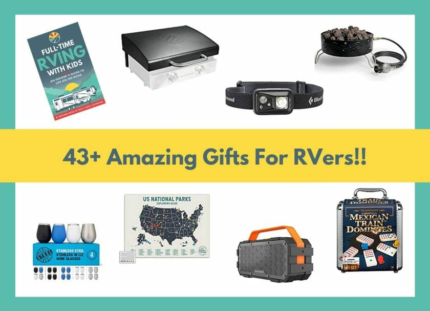 Best RVers Gifts