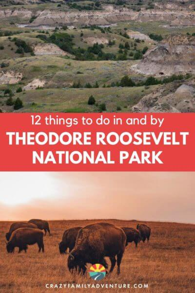 There are so many amazing things to see and do in Theodore Roosevelt National Park in North Dakota! Our post shares things to do in the park and the surrounding area, where to eat and where to stay!