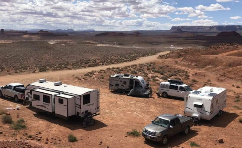 Valley Of Goods In Mexican Hat