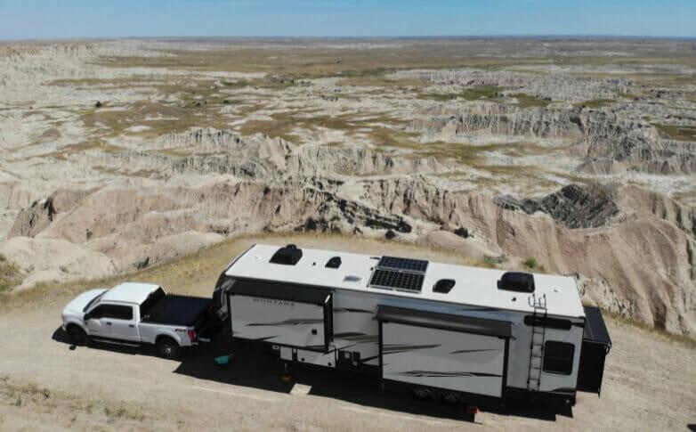 Nomad View - Buffalo Gap National Grassland