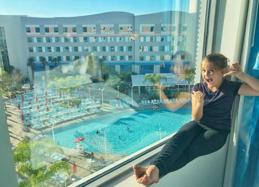 Things to do in Orlando with kids top places to stay - Endless Summer resort picture