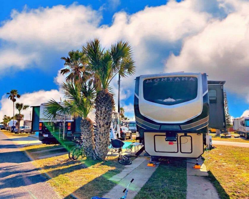Isla Blanca RV Park
