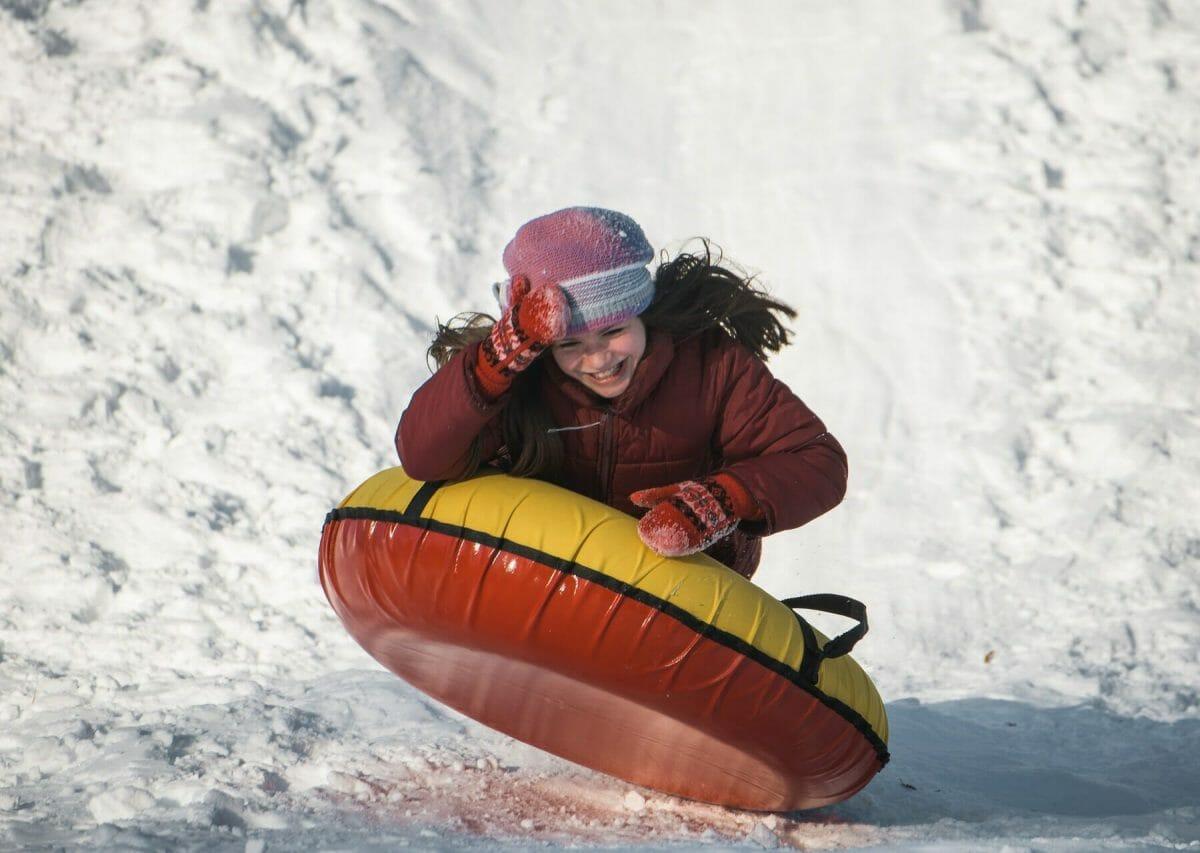 Wisconsin Snow Tube