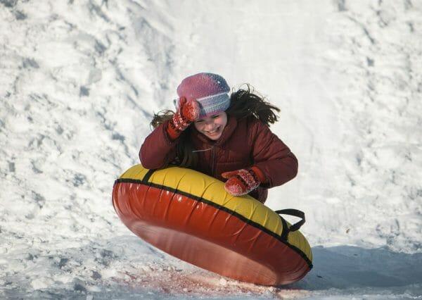 The Best Snow Tubing In Wisconsin