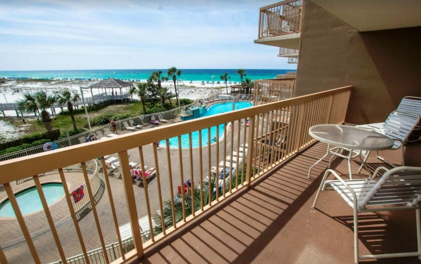 This is a photo of Gulf Front Condo