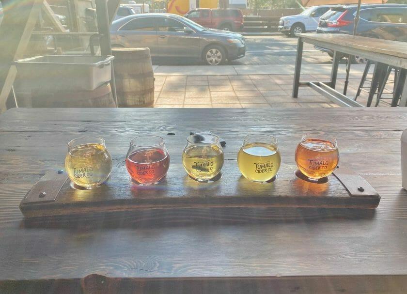 Tumalo Cider - Bend, Oregon breweries