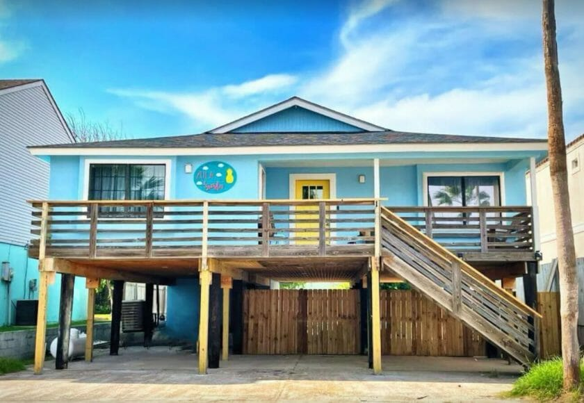 This is a picture of Zula Siesta VRBO South Padre Island