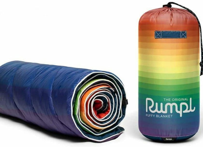 Road Trip Gifts: Rumpl Blanket